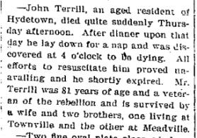 John Terrill